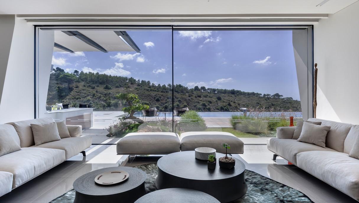 בית בצפון, תכנון אריאל פרנקו