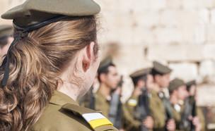 חיילת, צבא (צילום: החדשות 12)