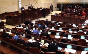 מליאת הכנסת תתכנס היום על אף הפגרה (צילום: החדשות)