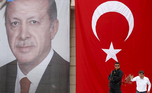 בזכות ישראל: נמנעו פיגועים בטורקיה (צילום: רויטרס, חדשות)