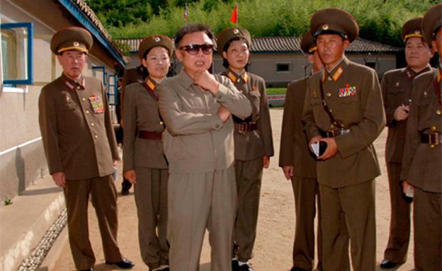 כותרות העבר: מת שליט צפון קוריאה (צילום: רויטרס, חדשות)