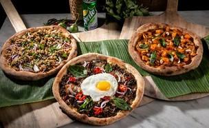 פיצה תאילנדית  (צילום: איליה מלניקוב, יחסי ציבור)