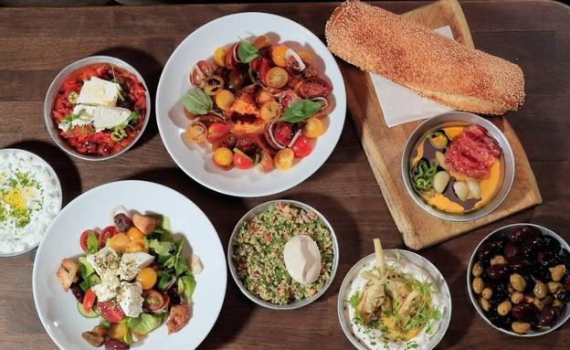 קנטה ארוחת טעימות  (צילום: עידו ניתאי, יחסי ציבור)