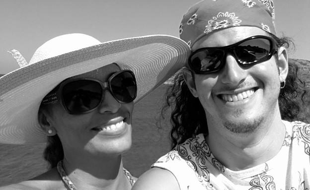 אורלי ואמיר (צילום: אורלי פאר ונגר ואמיר ונגר | צילום פרטי)