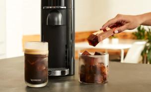 """מכונת נספרסו ורטו קפה קר (צילום: יח""""צ נספרסו)"""