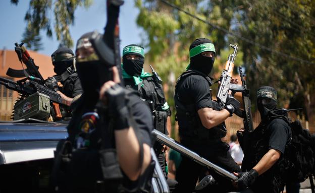 חמאס מאיים: נגיב על הרג הפעיל (צילום: רויטרס, חדשות)