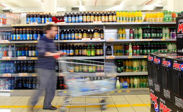 גם מיץ טבעי הוא גורם סיכון (צילום: חדשות 2)