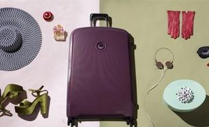 """מזוודה דלסי (צילום: יח""""צ חו""""ל, WeShoes)"""