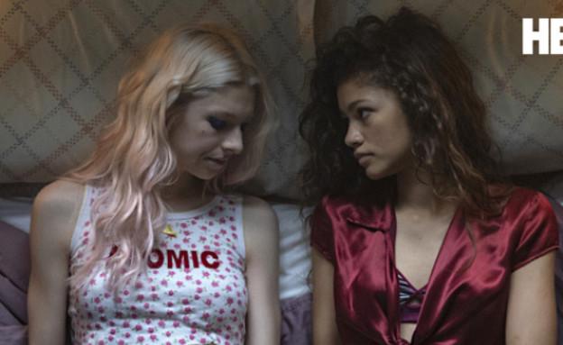 אופוריה, HBO (צילום: 2018 ©  Home Box Office, Inc. All rights reserved.)