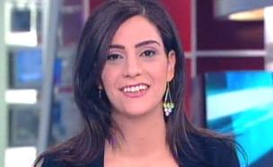 אמל דראוושה, החדשות בערבית (צילום: חדשות 2)