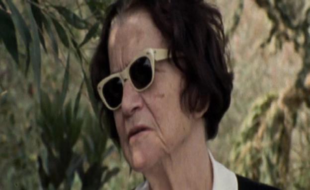 """פולה רעייתו של בן גוריון (ארכיון) (צילום: מתוך הסרט """"בן גוריון, אפילוג"""", באדיבות ערוץ 8, חדשות)"""