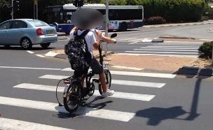 אופניים חשמליים (ארכיון) (צילום: או ירוק, חדשות)
