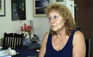 ציפורה דוד, המטפלת מנס ציונה (צילום: החדשות)