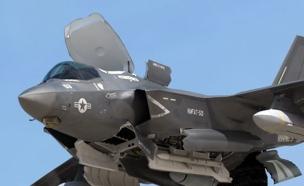 מטוס חמקן F-35 (צילום: חדשות)