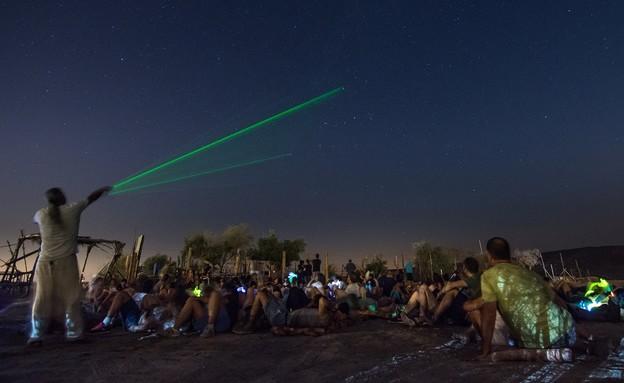 סדנאות כוכבים בכפר הנוקדים (צילום: יוני גריצנר)
