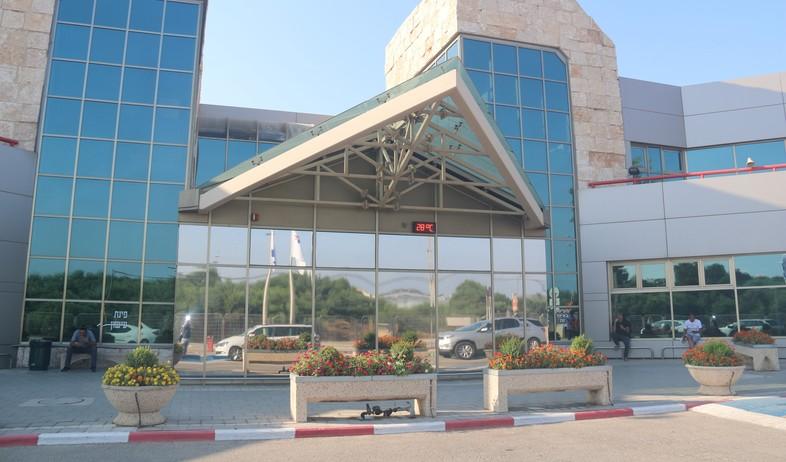 שדה התעופה בחיפה (צילום: אילן ארנון)