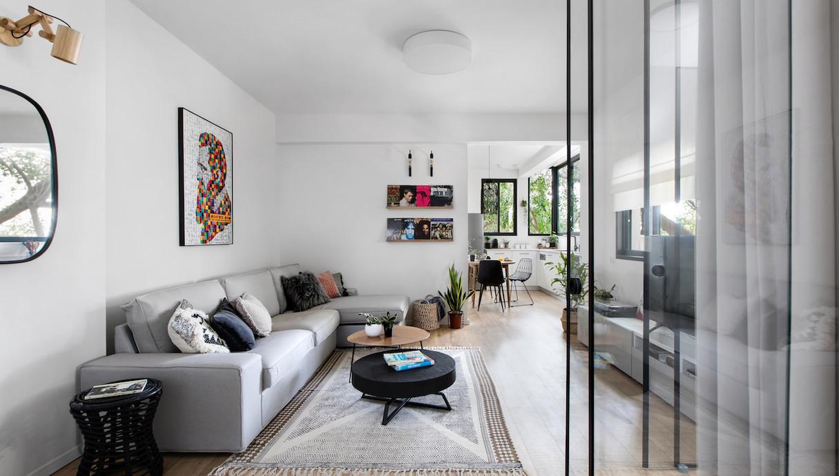 דירה בתל אביב, עיצוב אורית דרום - 2