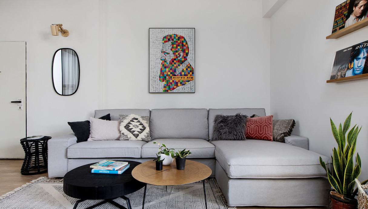 דירה בתל אביב, עיצוב אורית דרום - 7