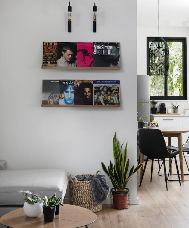 דירה בתל אביב, ג, עיצוב אורית דרום - 12