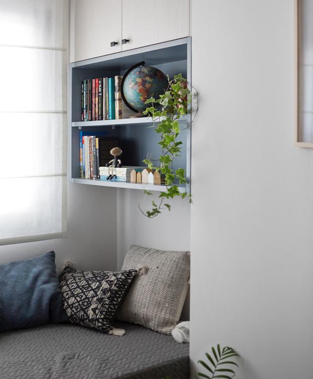 דירה בתל אביב, ג, עיצוב אורית דרום - 20