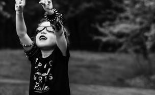 ילד מטאליסט  (צילום: kateafter | Shutterstock.com )