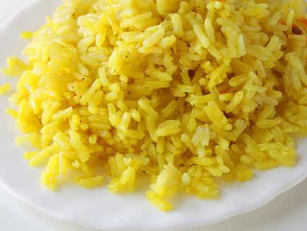 אורז צהוב (צילום: nadi555, Shutterstock)