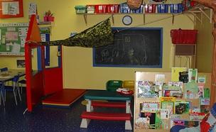 האחראי על המעונות בוועדת החינוך, היום (צילום: חדשות)