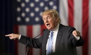 """נשיא ארה""""ב, דונלד טראמפ (צילום: רויטרס, חדשות)"""