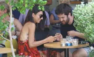 שרונה מרלין ויותם קושניר, יולי 2019 (צילום: פול סגל)