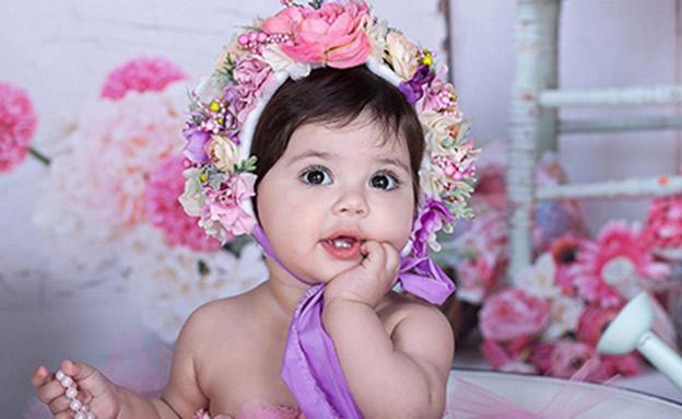 התינוקת יסמין וינטה ז