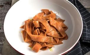 פסטה אדומה של אלברט (צילום: יעל יצחקי, אוכל טוב)