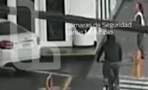 גניבת אופניים (צילום: youtube/Rafela Oficial )