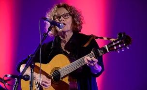הזמרת חוה אלברשטיין (צילום: תומר ניוברג, פלאש 90, חדשות)
