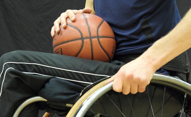 כדורסל, כיסא גלגלים, ספורט נכים, פראלימפי (צילום: rioblanco/123RF, חדשות)
