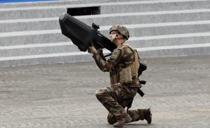 הרובה המוזר (צילום: Thierry Chesnot/Getty Images)