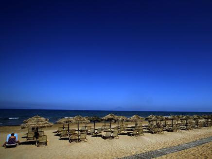 חוף, ים, קיץ, שמש