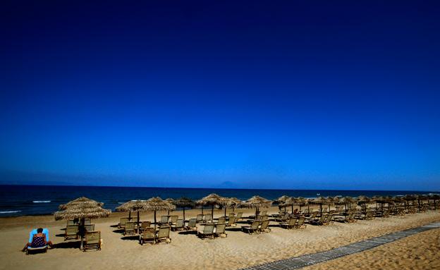 חוף, ים, קיץ, שמש (צילום: רויטרס, חדשות)