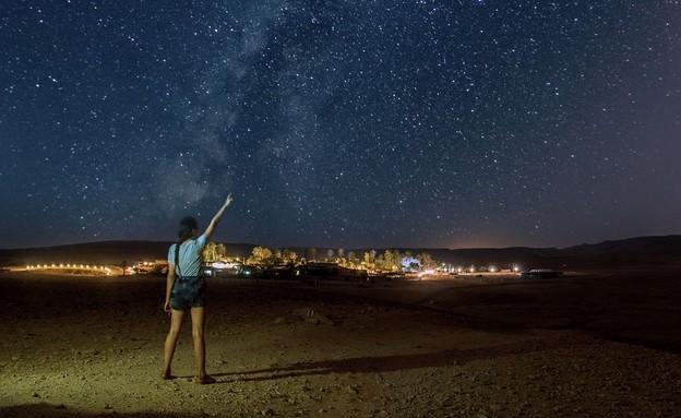 פסטיבל נוקדים עם כוכבים (צילום: יוני גריצנר)