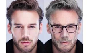 אפליקצית זיקנה - faceapp