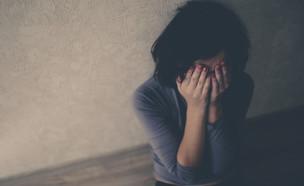אונס ילדה, אילוסטרציה (צילום: Shutterstock)