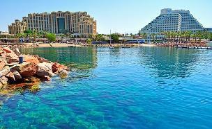 ירידה חדה בביקוש למלונות באילת (צילום: 123RF, חדשות)