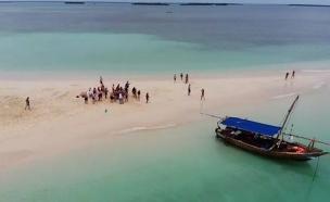 חופשה באי אקזוטי? לא רק לעשירים (צילום: החדשות)