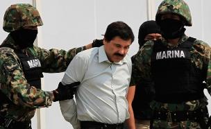"""מאסר עולם ל""""אל צ'אפו"""" (צילום: רויטרס, חדשות)"""