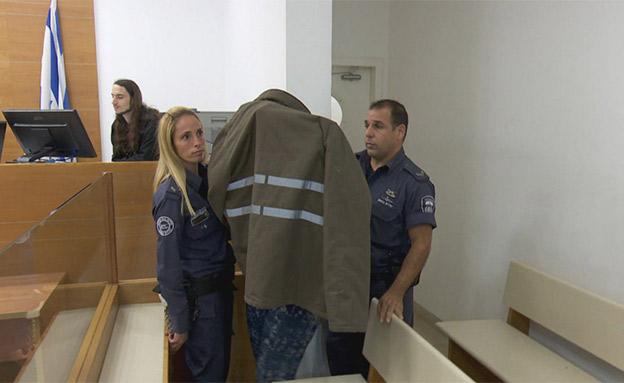הסייעת בדיון בבית המשפט (צילום: החדשות)