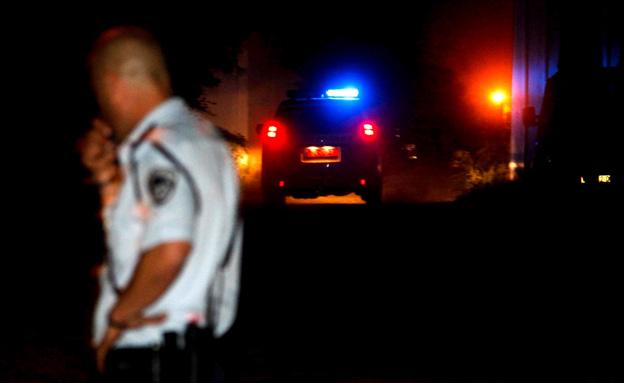ניידת משטרה. אילוסטרציה (צילום: פלאש 90, חדשות)