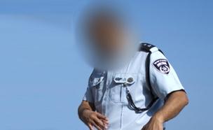 שוטר, אילוסטרציה (צילום: קורינה קרן, פלאש 90, חדשות)