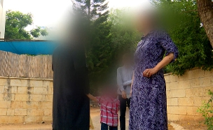 המלמד שחשוד בתקיפה מינית של ילדים חרדים (צילום: החדשות)
