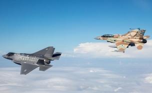 """""""ישראל היחידה בעולם שהורגת אירנים"""" (צילום: חיל האוויר, חדשות)"""