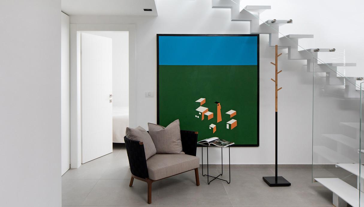 דירה בתל אביב, עיצוב יטי סלסקי - 8