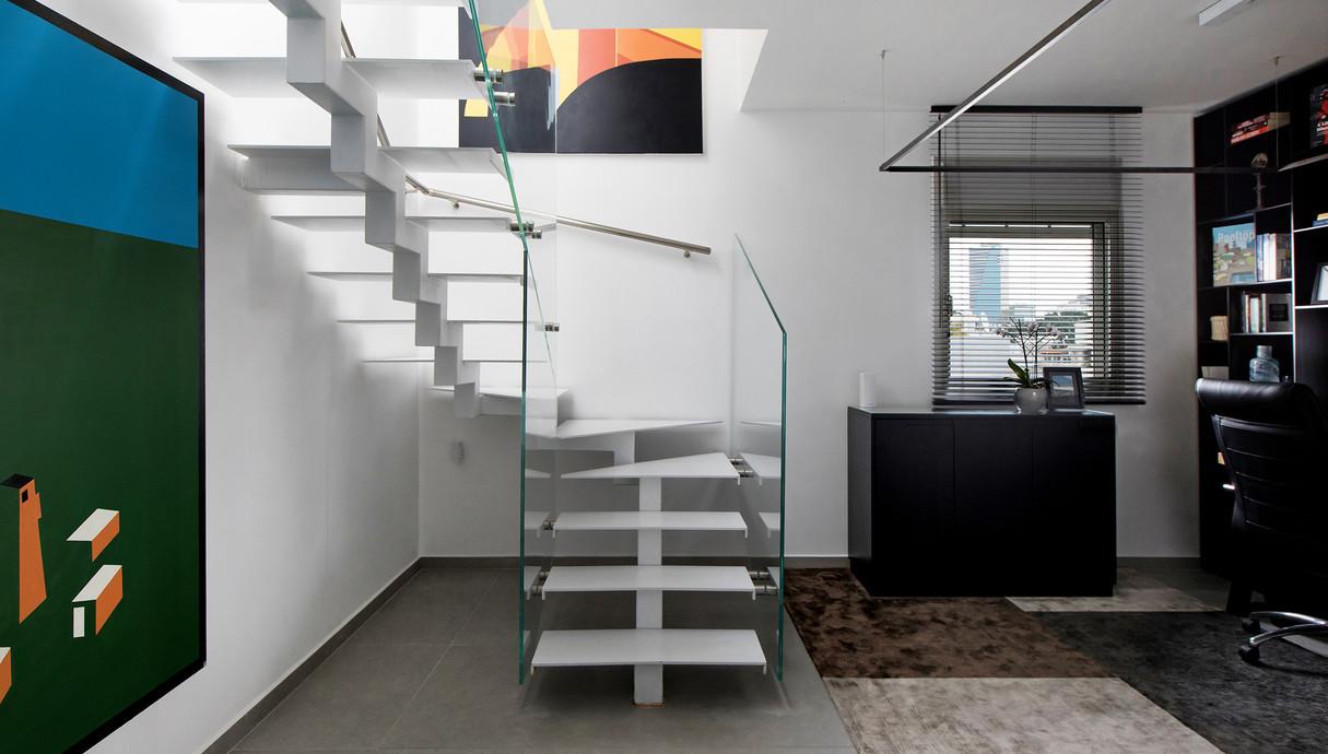 דירה בתל אביב, עיצוב יטי סלסקי - 9
